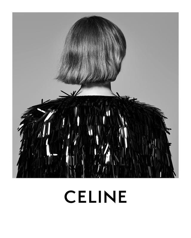 "画像1: CELINE on Instagram: ""PARIS 28 SEPTEMBRE 2018 ⠀⠀⠀⠀⠀⠀⠀⠀⠀ #CELINEBYHEDISLIMANE"" www.instagram.com"