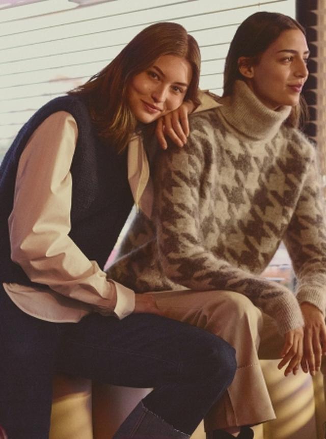 画像1: H&M秋冬コレクションH&M STUDIOを発売、テーマは「ネオ・ノアール・シック」