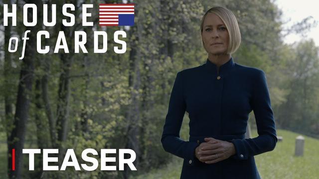 画像: House Of Cards   Teaser: Grave [HD]   Netflix www.youtube.com