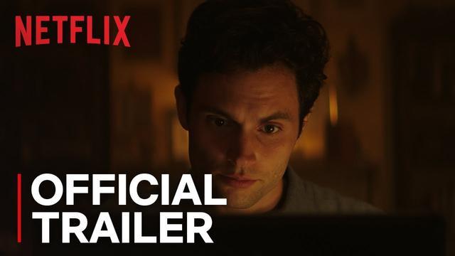 画像: YOU | Official Trailer [HD] | Netflix www.youtube.com