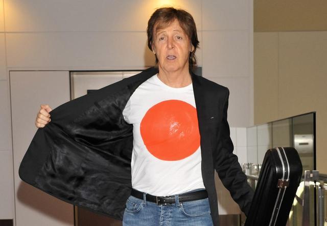 画像: ポール・マッカートニー、新アルバムの「ある曲」は日本で読んだ新聞から出来た曲
