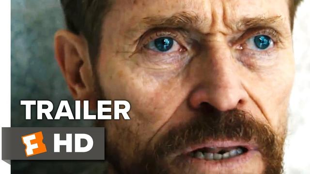 画像: At Eternity's Gate Trailer #1 (2018) | Movieclips Trailers www.youtube.com