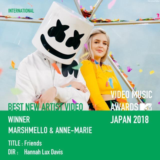 画像2: イギリスの空手歌姫アン・マリー初来日!10月MTV VMAJ 2018 -THE LIVE-の出演が決定