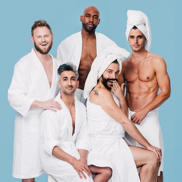 画像1: Queer EyeさんはInstagramを利用しています:「The Fab 5 is serving you summer of loving yourself realness on the cover of @timeoutnewyork! [: @taylormillerphoto]」 www.instagram.com