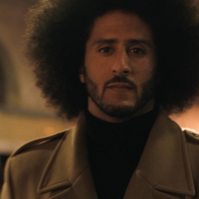 画像1: colin kaepernickさんはInstagramを利用しています:「Believe in something. Even if it means sacrificing everything. #JustDoIt」 www.instagram.com