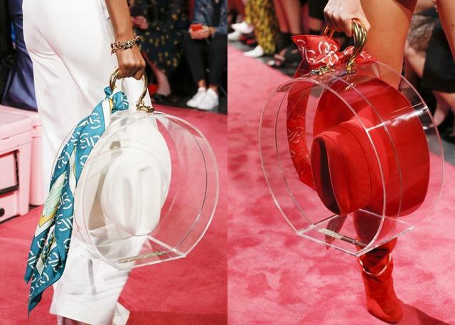 画像5: ジジ・ハディッドの透明バッグの「中身」がバブリー! なぜそんなモノを…?