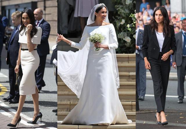 画像1: メーガン妃の愛用ブランド6選、完璧なロイヤル・ファッションはこれで作る!