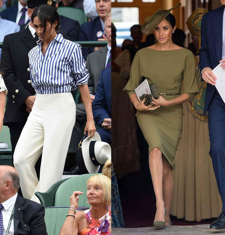 画像5 メーガン妃の愛用ブランド6選、完璧なロイヤル・ファッション