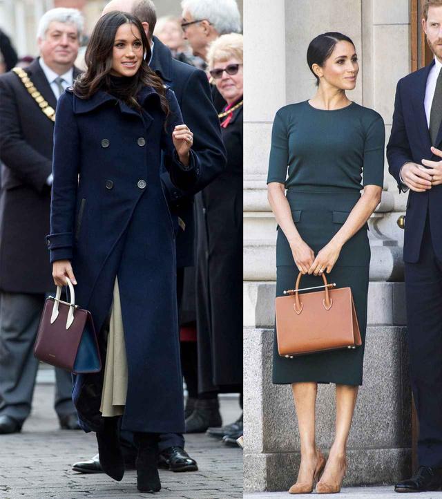 画像4: メーガン妃の愛用ブランド6選、完璧なロイヤル・ファッションはこれで作る!
