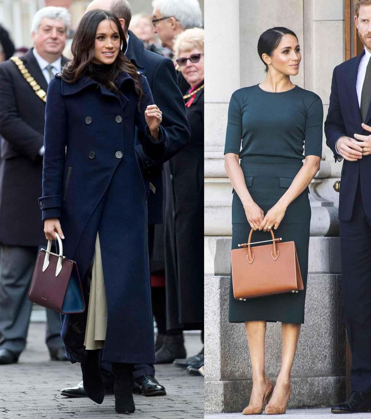 画像4 メーガン妃の愛用ブランド6選、完璧なロイヤル・ファッション