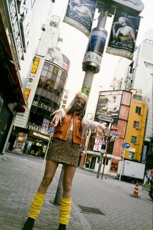 画像2: X-girl、ストリート×コギャルカルチャーのキャンペーン、渋谷109で初のポップアップストア