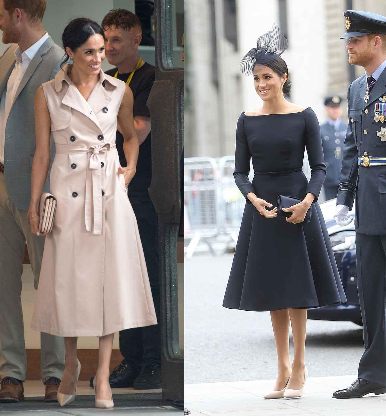 画像3 メーガン妃の愛用ブランド6選、完璧なロイヤル・ファッション