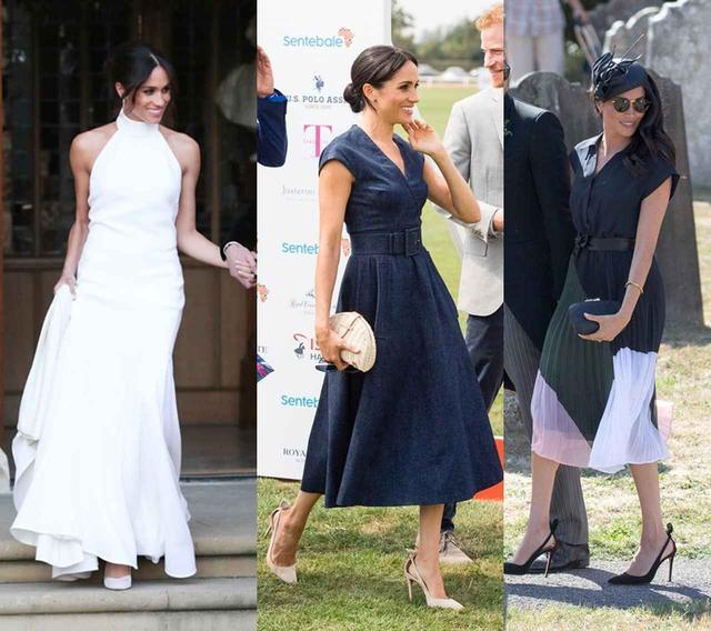 画像2: メーガン妃の愛用ブランド6選、完璧なロイヤル・ファッションはこれで作る!