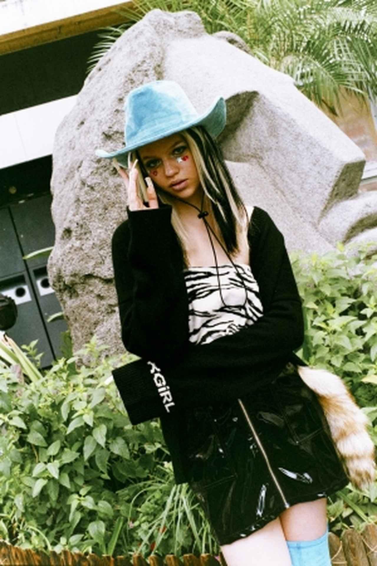 画像3: X-girl、ストリート×コギャルカルチャーのキャンペーン、渋谷109で初のポップアップストア