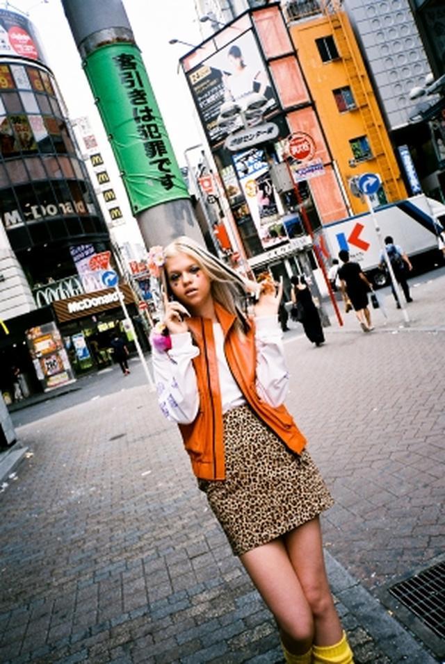 画像1: X-girl、ストリート×コギャルカルチャーのキャンペーン、渋谷109で初のポップアップストア