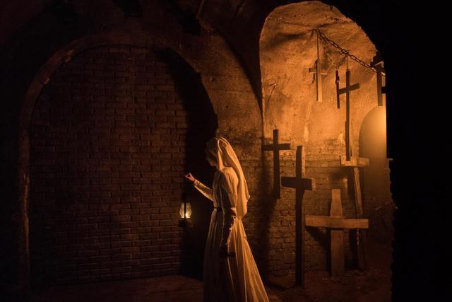画像: 『死霊館のシスター』