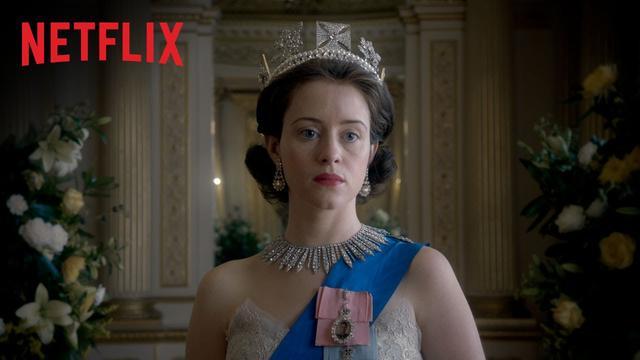 画像: ザ・クラウン 予告編 - Netflix [HD] www.youtube.com