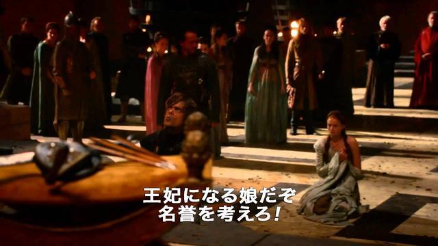 画像: 海外ドラマ『ゲーム・オブ・スローンズ 第一~二章 早わかりダイジェスト』 www.youtube.com