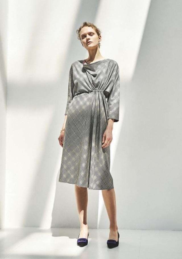 画像: ドレス 65,000+税(support surface) _エポカ ザ ショップ丸の内限定商品