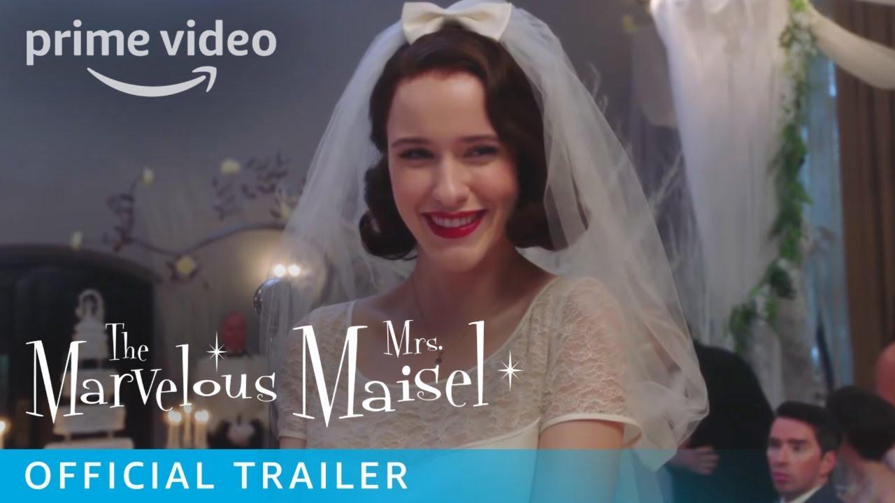 画像: The Marvelous Mrs. Maisel - Official Trailer | Prime Video www.youtube.com