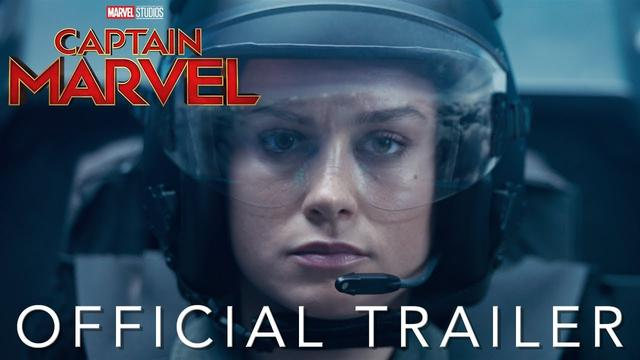 画像: Marvel Studios' Captain Marvel - Official Trailer www.youtube.com