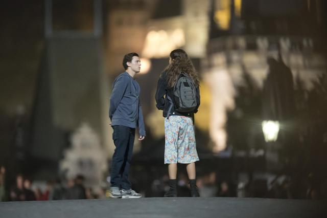画像5: 『スパイダーマン』新作の撮影中の姿を激写!気になるその様子は?