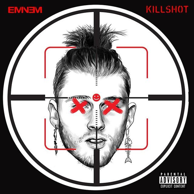 "画像1: Marshall Mathers on Instagram: ""#KILLSHOT HIT THE LINK"" www.instagram.com"