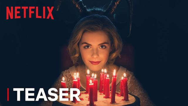 画像: Chilling Adventures of Sabrina | Teaser: Happy Birthday [HD] | Netflix www.youtube.com