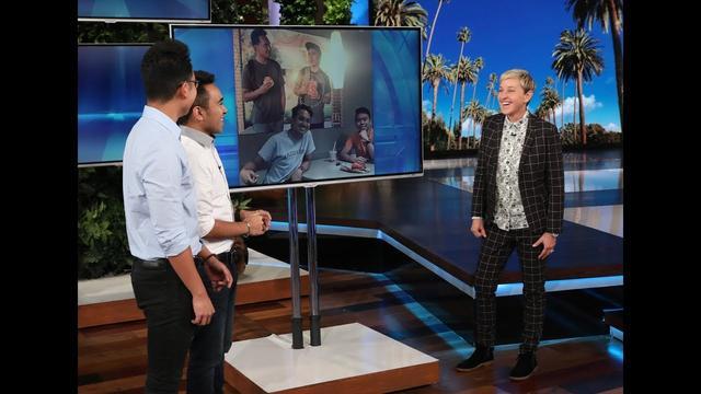 画像: Ellen Has a Big Surprise for Viral McDonald's Pranksters www.youtube.com