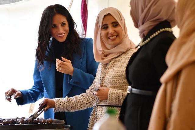画像: 「ハブ・コミュニティ・キッチン」の「ハブ」はアラビア語で「愛」を意味する。