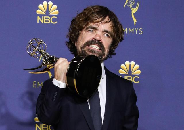 画像: 今年9月に行われたエミー賞授賞式で、3度目となるエミー賞を受賞した実力派。