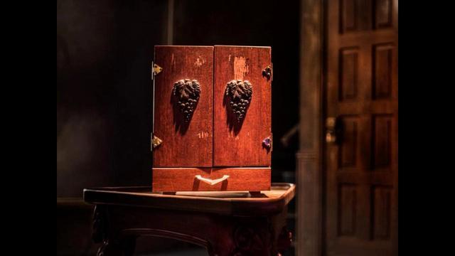 画像2: ポストが「呪いの箱」に接触していたことが発覚