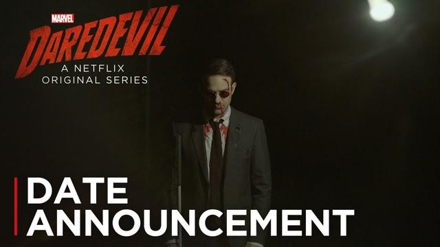 画像: Marvel's Daredevil: Season 3 | Date Announcement [HD] | Netflix www.youtube.com