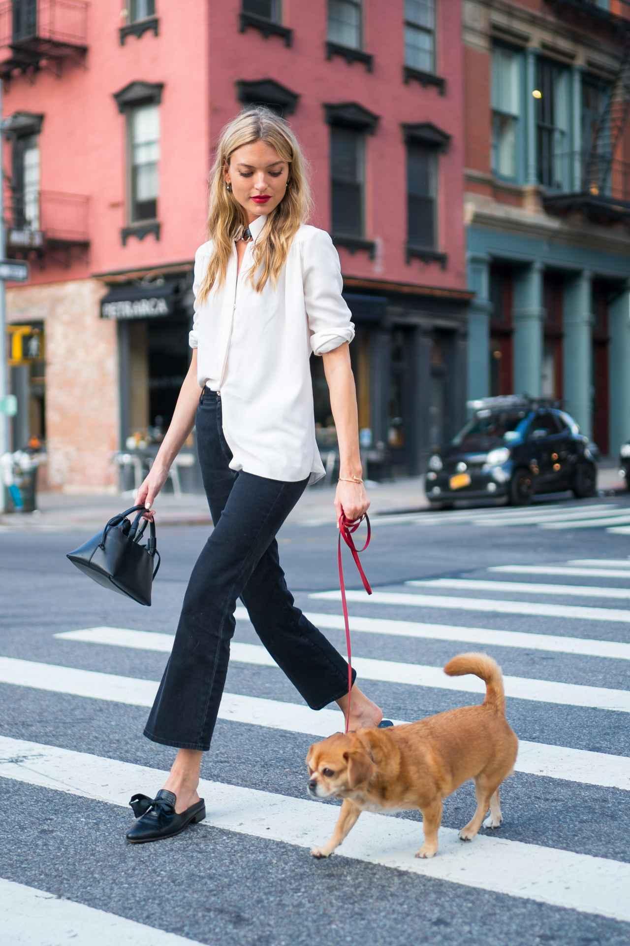 画像3: 人気モデルのマーサ・ハント