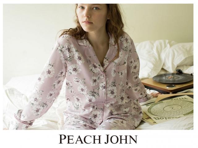 画像4: PEACH JOHNが新作ルームウエアコレクションを発売