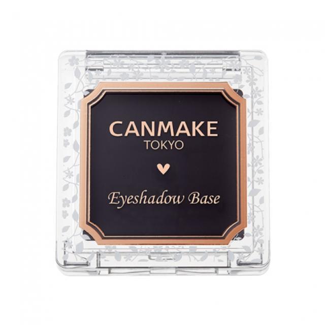 画像1: CANMAKE、アイシャドウの発色と色持ちをよくするアイシャドウ下地『アイシャドウベース』発売