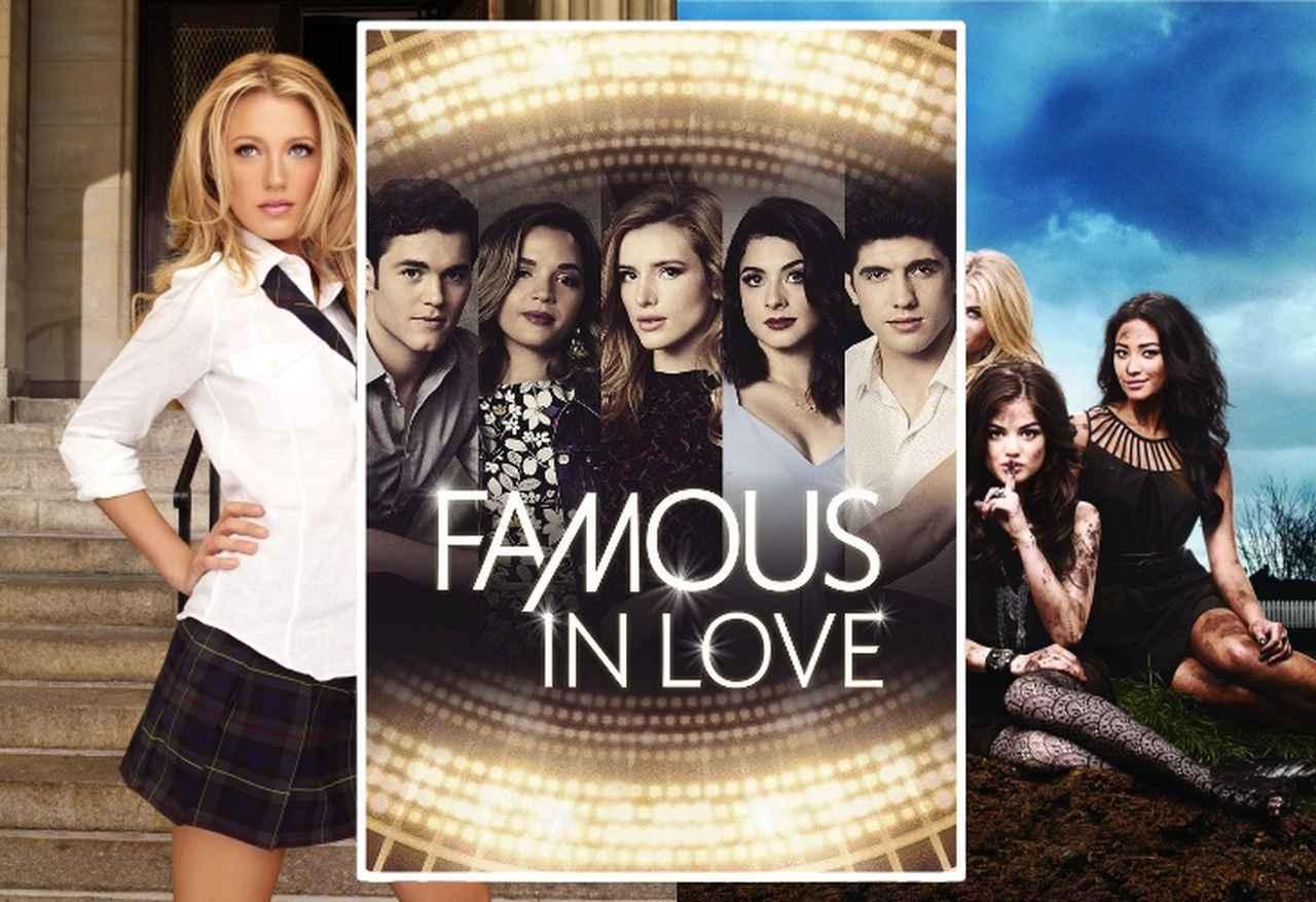 画像: © Warner Bros. Entertainment Inc.,CBS TELEVISION  AlbumNewscom, ABC FAMILY / Album/Newscom