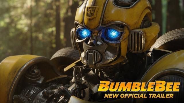 画像: Bumblebee (2018) - New Official Trailer - Paramount Pictures www.youtube.com