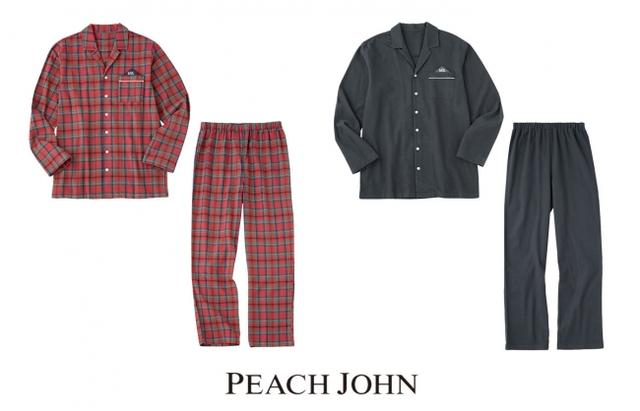 画像3: PEACH JOHNが新作ルームウエアコレクションを発売