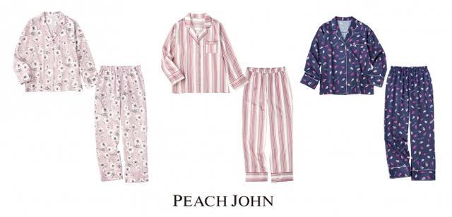 画像5: PEACH JOHNが新作ルームウエアコレクションを発売