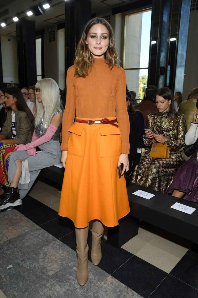 画像6: さすがオシャレ番長!オリヴィア・パレルモのファッションウィーク・スナップ8連発