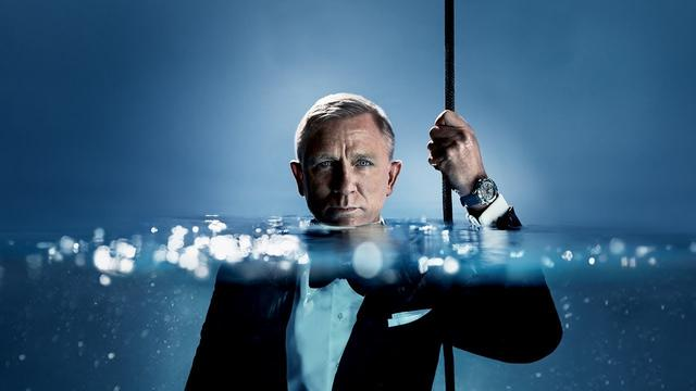 画像: The OMEGA Seamaster Diver 300M and Daniel Craig youtu.be