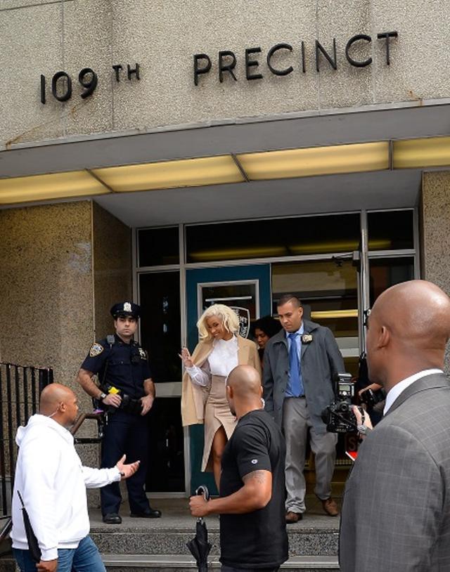 画像1: 自ら警察に出頭、そのまま逮捕