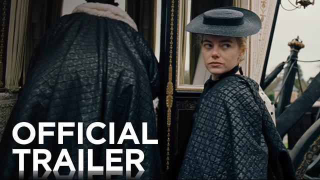 画像: THE FAVOURITE | Official Trailer | FOX Searchlight www.youtube.com