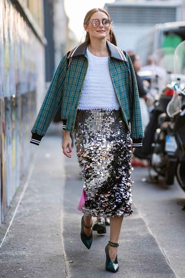 画像3: さすがオシャレ番長!オリヴィア・パレルモのファッションウィーク・スナップ8連発