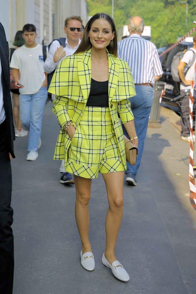 画像5: さすがオシャレ番長!オリヴィア・パレルモのファッションウィーク・スナップ8連発