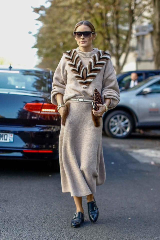 画像7: さすがオシャレ番長!オリヴィア・パレルモのファッションウィーク・スナップ8連発