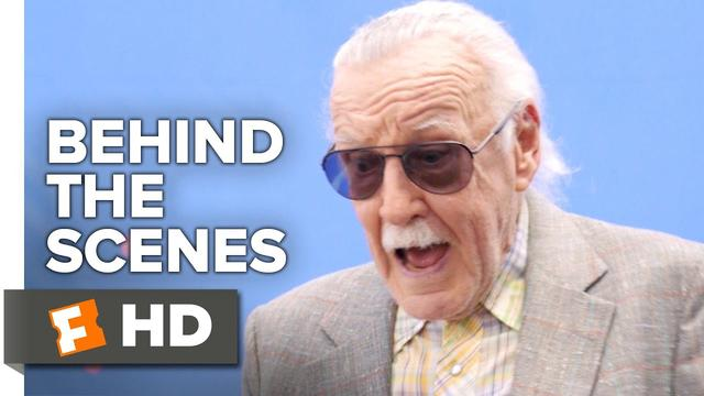 画像: Ant-Man and the Wasp Behind the Scenes - Stan Lee Outtakes (2018) | FandangoNOW Extras www.youtube.com