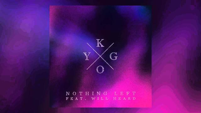 画像: Kygo feat. Will Heard - Nothing Left (Cover Art) www.youtube.com