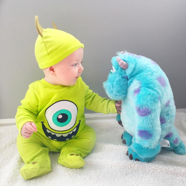 "画像1: Tucker on Instagram: """"Go ahead, go grow up."" - Monster's Inc  Looking back on this picture makes me realize just how much Hamm has grown up!  I can't believe…"" www.instagram.com"